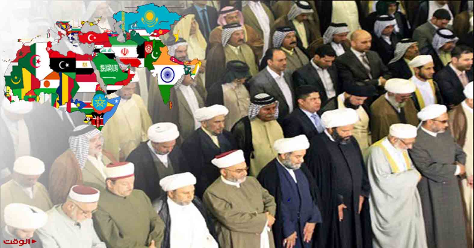هفته وحدت بر همه مسلمان جهان مبارک باد.